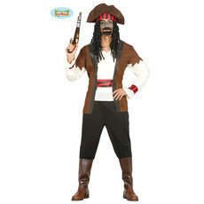 Piraten Kostuum Zeven Zeeën Heren