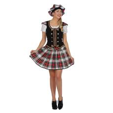 Schots outfit dames