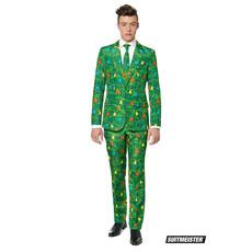 Kerstboom Feestpak Man groen