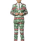 Kerstmis kostuum kind groen