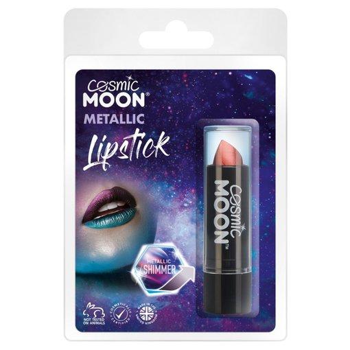 Lippenstift Metallic Rood