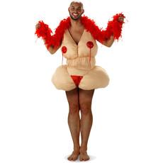Fat Pat Stripper verkleedkostuum