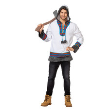 Eskimo Shirt Man