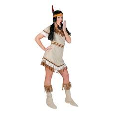 Indianen Jurk Wapi