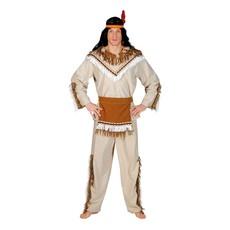 Indianen Kostuum Man Sioux