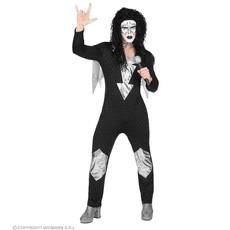 Rocker jumpsuit Kiss