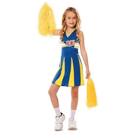 Cheerleader Kostuum Meisje