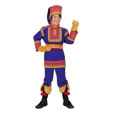 Traditioneel Lapland Saami Kostuum Jongen