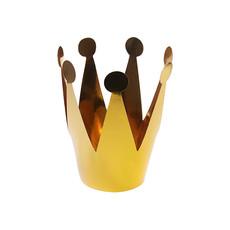 Party Kroon Goud 3 stuks - 7cm