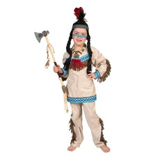 Indianen Kostuum Jongen Hakan