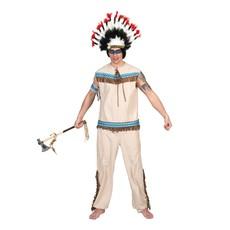 Indianen Kostuum Man Nodin