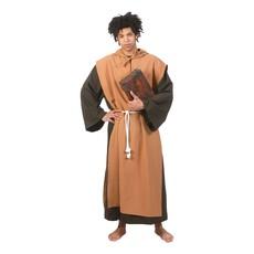 Middeleeuwse Monnik Kostuum Man