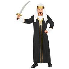Sultan Kostuum Kind Zwart