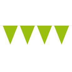 Vlaggenlijn Lime Groen