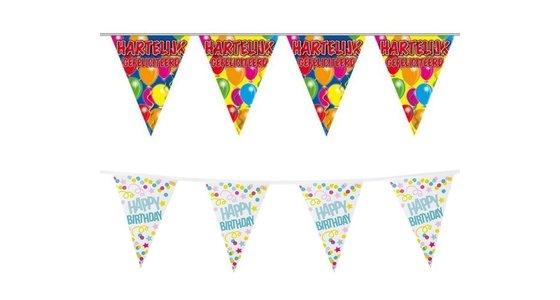Vlaggenlijn verjaardag