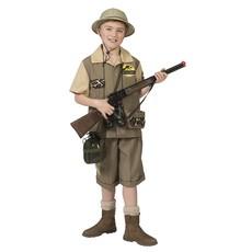 Safari Dino Ranger Kostuum Kind