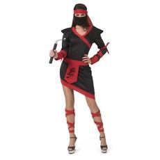 Sexy Samurai Kostuum Nana
