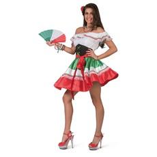 Mexicaanse Jurk Maria Sexy
