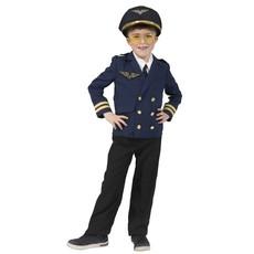 Piloten Kostuum Floris Kind