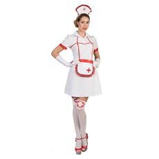 Zuster Carnaval Kostuum Betty