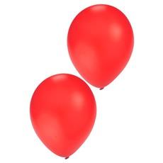 Rode Ballonnen 50x