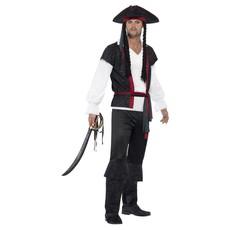 Piraten Kostuum Kapitein Edward