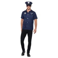 Amerikaans Politie Kostuum Heren