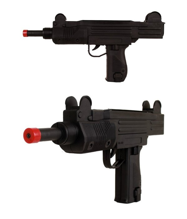 Speelgoed Machine geweer Uzi