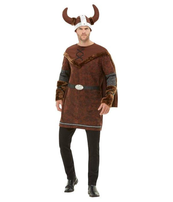 Viking Kostuum Barbaar Heren