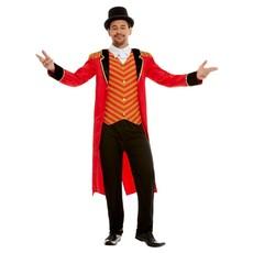 Circus Dompteur Kostuum Heren