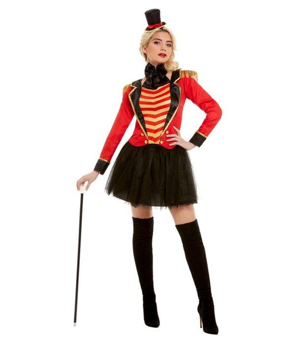 Dompteur Circus Kostuum Dames