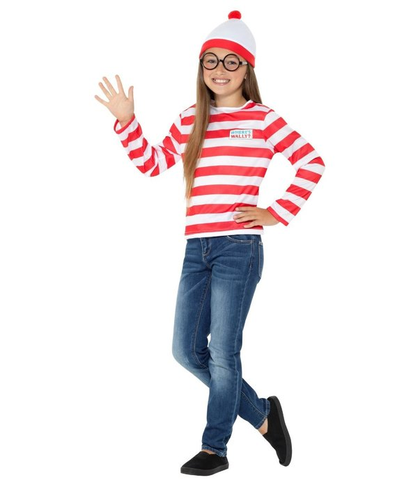 Waar Is Wally Verkleedset Kind