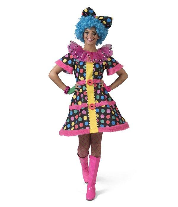 Clownsjurk Hotty Dotty