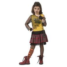 Punk Kostuum Meisje