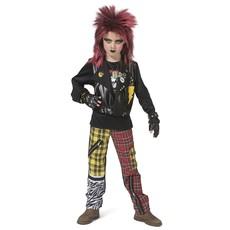 Punk Kostuum Jongen