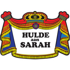 Huldeschild Sarah
