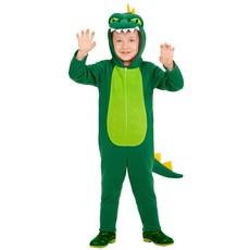 Draken Kostuum Kind Groen