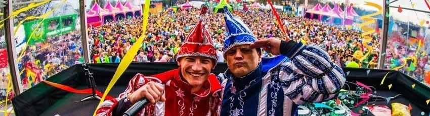De populairste carnavalsthema's van 2020!