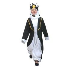 Pinguin Ober Kostuum Kind