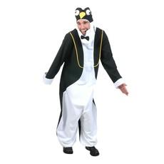 Ober Pinguin Kostuum Heren