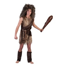 Prehistorische Holbewoner Man