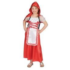 Roodkapje Kostuum Kind Klassiek