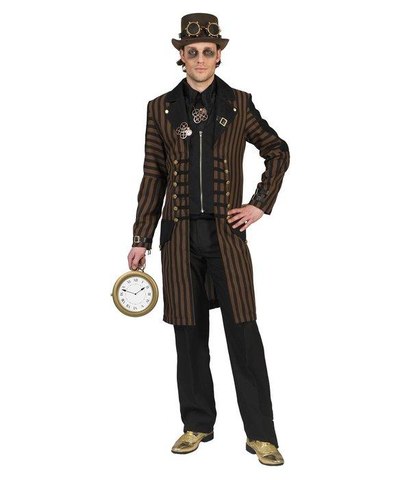 Steampunk Kostuum Heren Steve