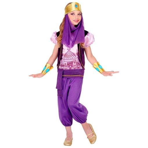 Arabische Prinses Kostuum Amira Meisje