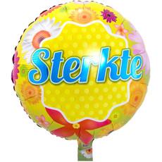 Folieballon Sterkte 43cm