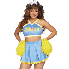 Sexy Cheerleader Outfit Dames