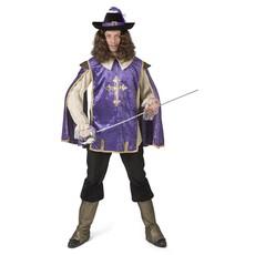 Musketier kostuum Michael