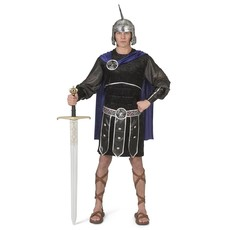 Klassieke Griekse  Strijder Man Kostuum