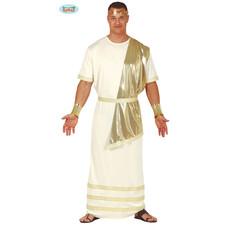 Romeinse Toga Heren Goud