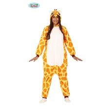 Giraffe Onesie Volwassen
